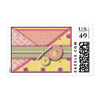 Tea Service Stamp