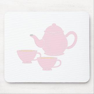 Tea Set Mousepads