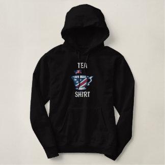 TEA SHIRT Funny Political Pun Tea Party