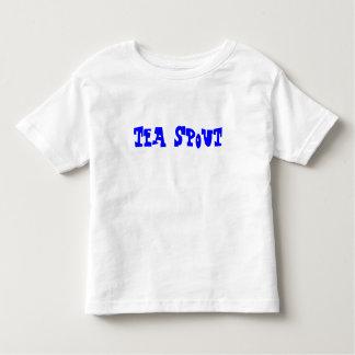 Tea Spout Toddler T-shirt