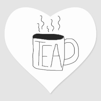 Tea Sticker