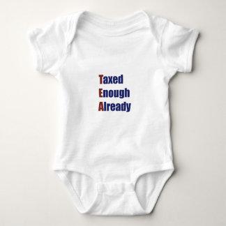 TEA - Taxed Enough Already Shirt