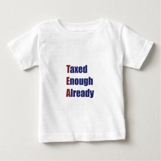 TEA - Taxed Enough Already Tee Shirt