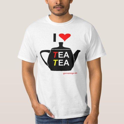 Tea Tea Shirts