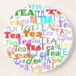 Tea Tea Tea! Drink Coaster