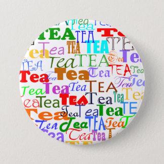 Tea Tea Tea! Pinback Button