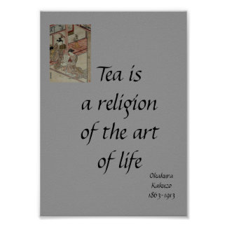 Tea & the Art of Life Poster