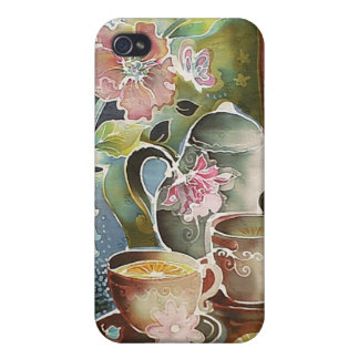 Tea Time 22 iPhone 4/4S Cases