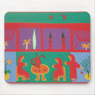 Tea Time at the Museum 2003 Mouse Pad
