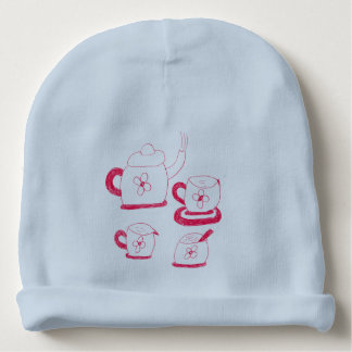 Tea Time Babies Hat