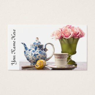 Tea Time Business Card