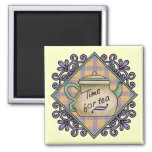 Tea Time Cards, Postage, Tees, GIfts Magnets
