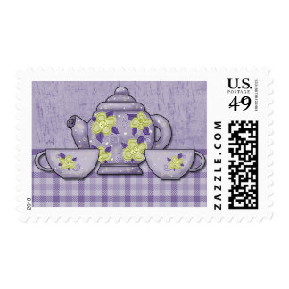 Tea Time Cards, Postage, Tees, GIfts Postage