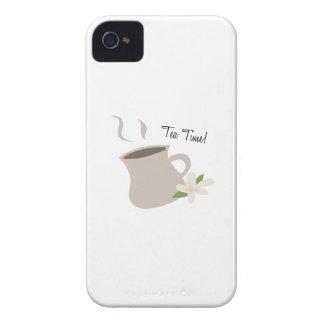 Tea Time iPhone 4 Case-Mate Case