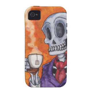 Tea Time Case-Mate iPhone 4 Cover