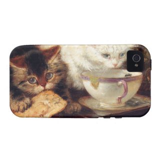 Tea time Case-Mate iPhone 4 covers