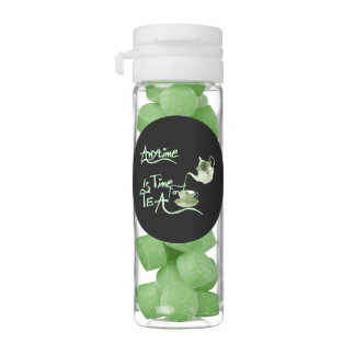 Tea Time Chewing Gum Favors