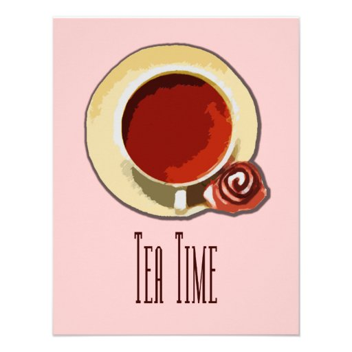 Tea Time Custom Announcements