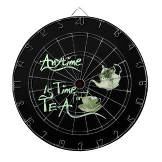 Tea Time Dart Boards
