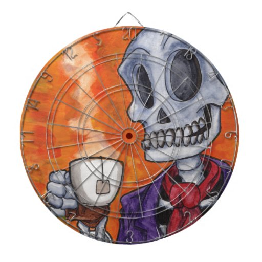 Tea Time Dartboard