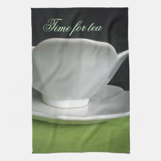 Tea Time Hand Towels