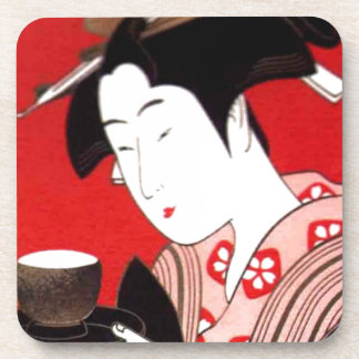 Tea Time Have a Nice Day and a Better Night With G Drink Coaster