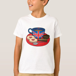 Tea Time in Britain T-Shirt