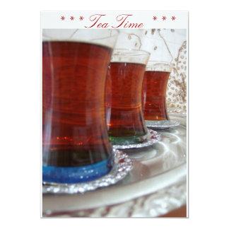 Tea Time Invite