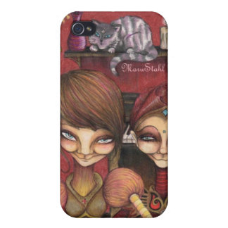 Tea time iPhone 4/4S cover