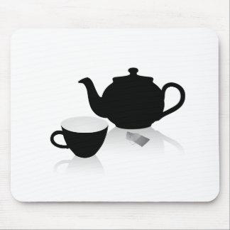 Tea Time Mousepads