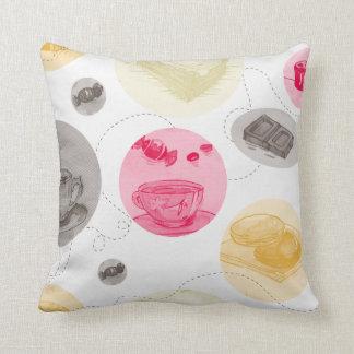 tea time pillow