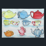 "Tea time place mat<br><div class=""desc"">Tea pot place mat.</div>"