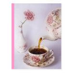 Tea Time Postcard