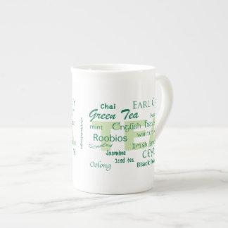 Tea Time-Tea Varieties Tea Cup