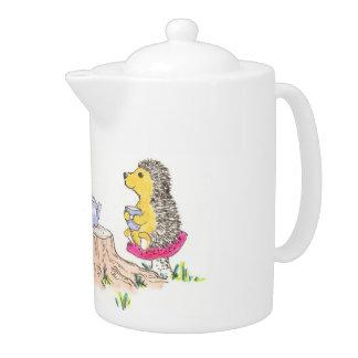 Tea Time Teapot