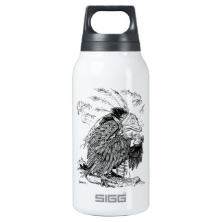 """Tea Time - """"Unexpected Company"""" Insulated Water Bottle"""