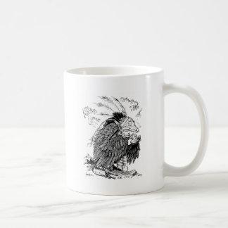 """Tea Time - """"Unexpected Company"""" Mug"""