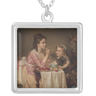 Tea Time Vintage Necklace