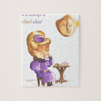 Tea Time Wicked Witches Puzzles