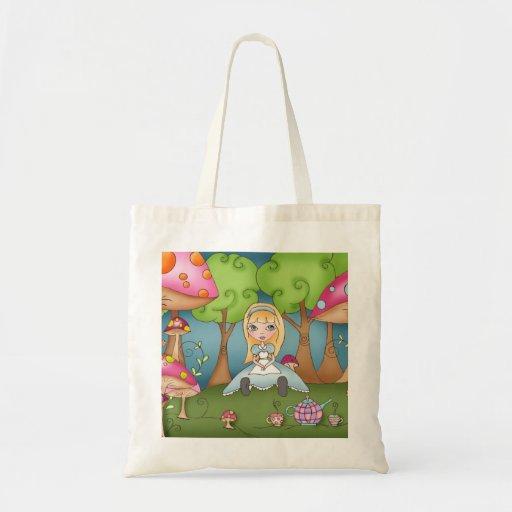 Tea Time with Alice - Bag