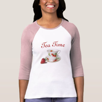 Tea Time womens shirt