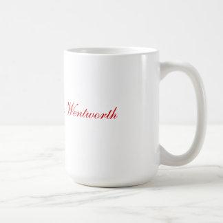 Tea with Captain Wentworth Mug