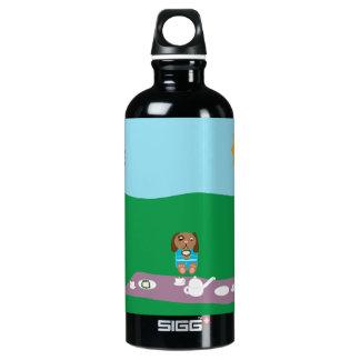 Tea with Friends Liberty Bottle SIGG Traveler 0.6L Water Bottle