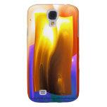 Tea Wood iPhone art case Galaxy S4 Covers