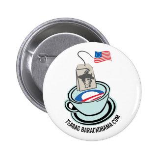 Teabag Button