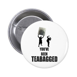 Teabagged Button