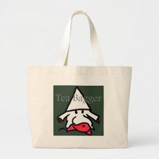 teabagger canvas bag
