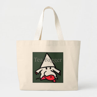 teabagger tote bag