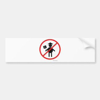 Teabagger anti pegatina para auto