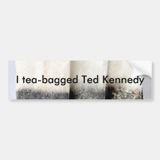 Teabagger Bumper Stickers